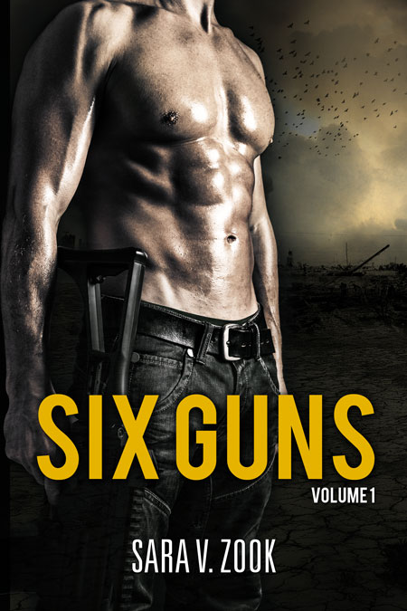 Six Guns cover