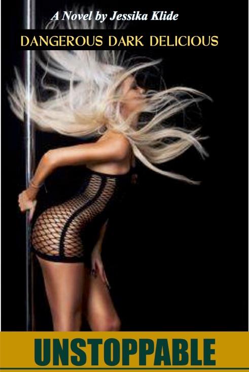 UNSTOPPABLE blonde pole dancer