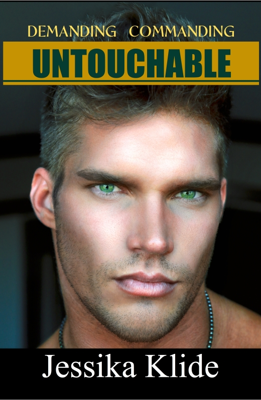 UNTOUCHABLE FRONT COVER