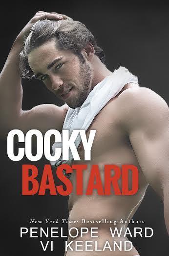 Blog Tour Cocky Bastard By Penelope Ward Vi Keeland Rave And
