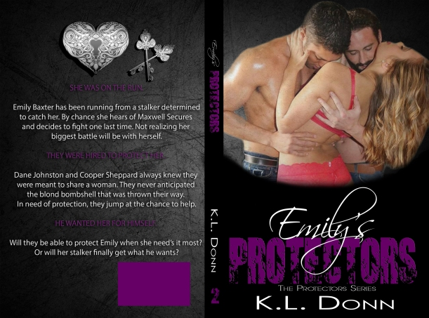 Emilys Protectors by KL Donn Cover FINAL
