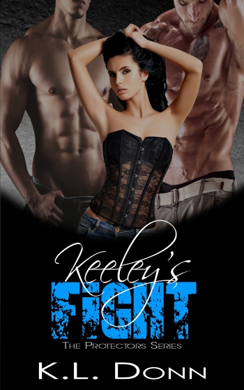 Keeleys Fight by KL Donn ECover