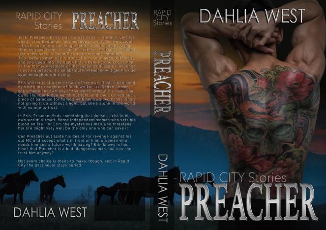 Preacher Blurb Cover