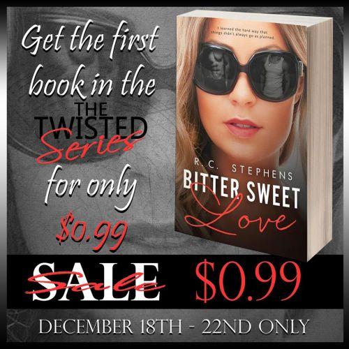Bitter Sweet Love DEcember sale