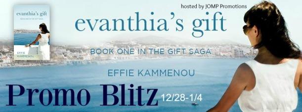 evanthia's gift banner