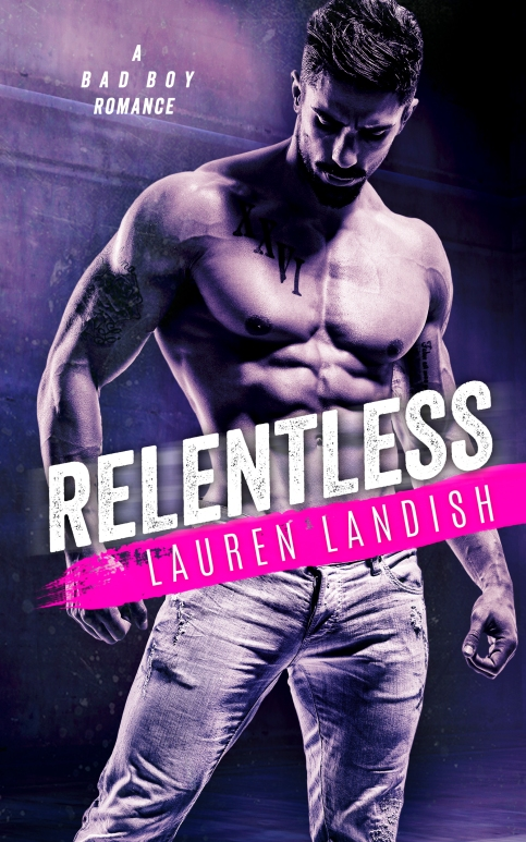 RELENTLESS AMAZON KINDLE EBOOK COVER