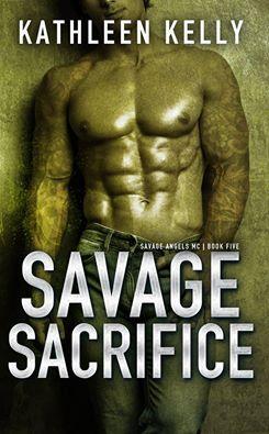 SavageSacrificeEcover