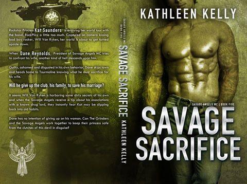 SavageSacrificeFullcover