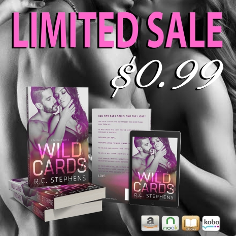 Wild Cards Sale May 2016