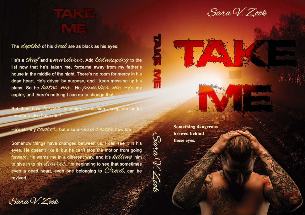 Release Boost: Take Me by Sara V Zook