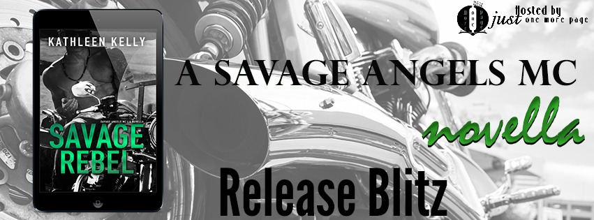 Savage Rebel Release Blitz Banner