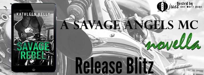 Savage Rebel Release Blitz Banner