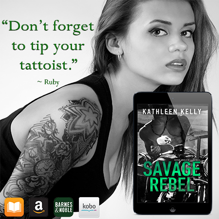 Savage Rebel Teaser1