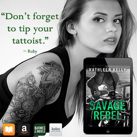 Savage Rebel Teaser1
