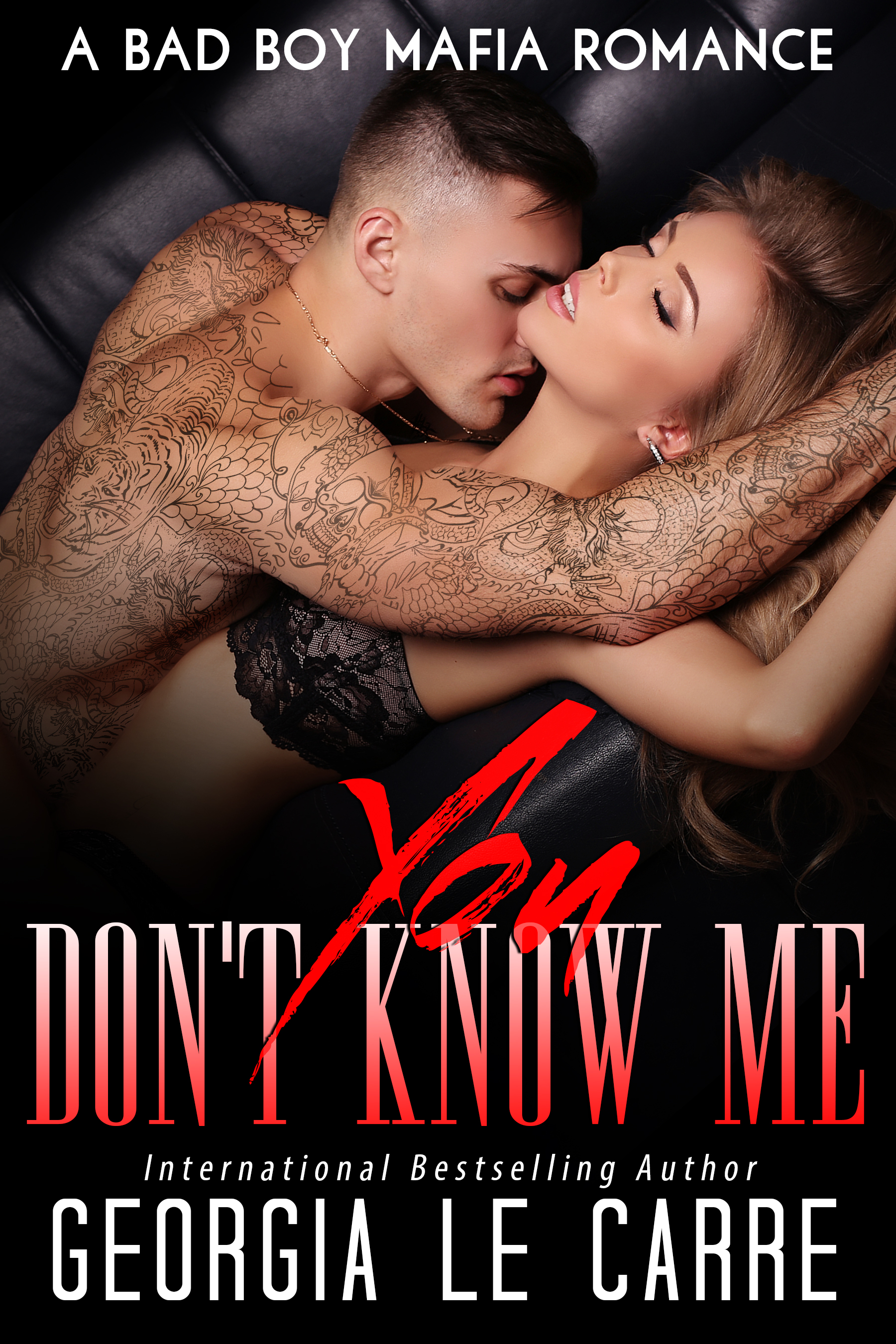 You Don't Know Me E-Book Cover