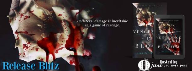 Release Blitz Vengeance in Bloom by Jennifer Michael